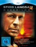 Bruce Willis Stirb Langsam Quadrilogy